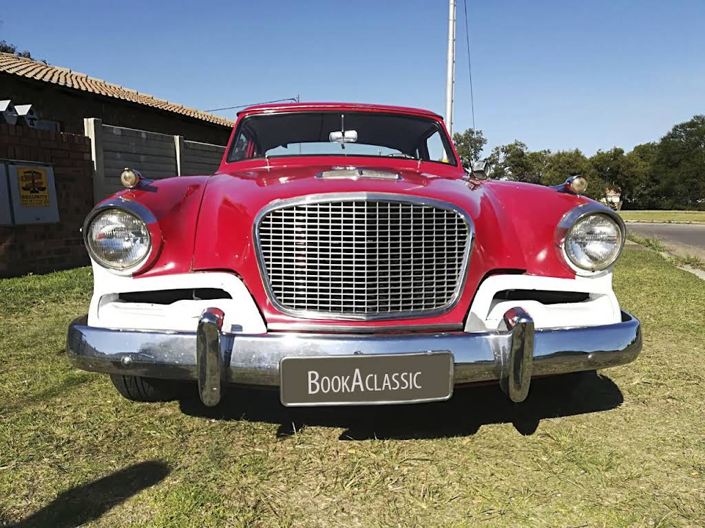 1956 Studebaker Powerhawk 289cci for rent in Gauteng Hire Johannesburg