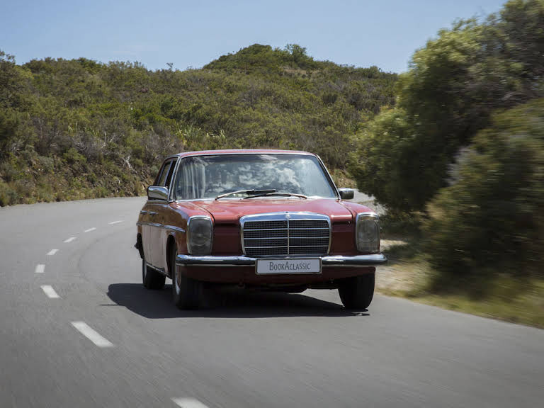 1973 Mercedes Benz 240d for rent in Western Cape Hire Cape Town