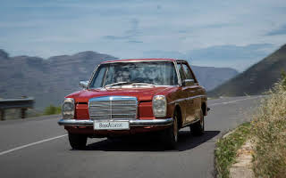 Mercedes Benz 240d Rent Western Cape