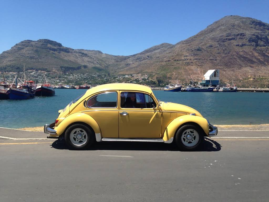 Volkswagen Beetle 1972 For Hire In Cape Town Bookaclassic