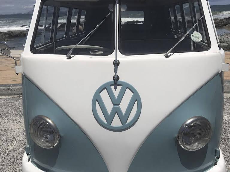 1957 Volkswagen Kombi for rent in Western Cape Hire Blouberg