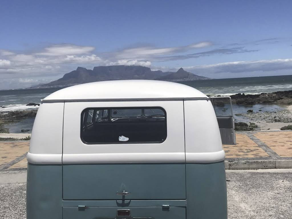 1957 Volkswagen Kombi for rent in Western Cape Hire Blouberg