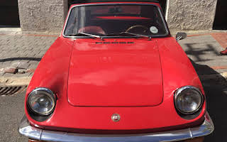 Fiat Sport Spider Rent Western Cape