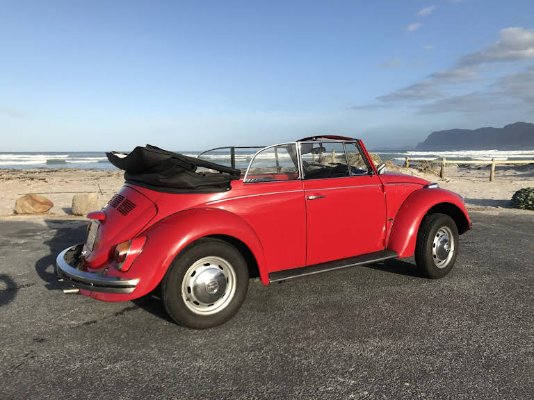 1972 1302 Beetle for rent in Western Cape Hire Cape Town