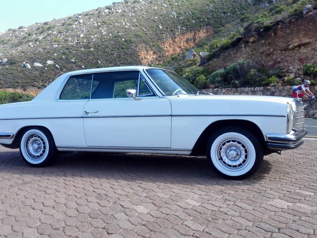 1969 Mercedes-benz 250 Ce Coupe Hire Western Cape