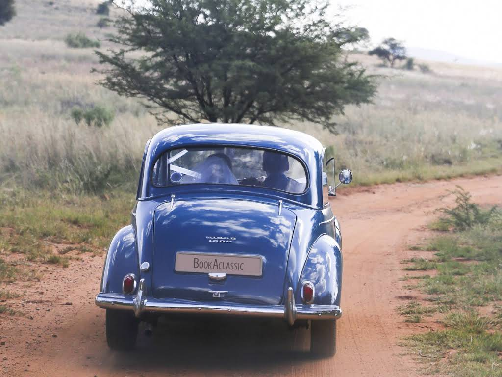 1958 Morris Minor 1000 Hire Vereeniging, Gauteng