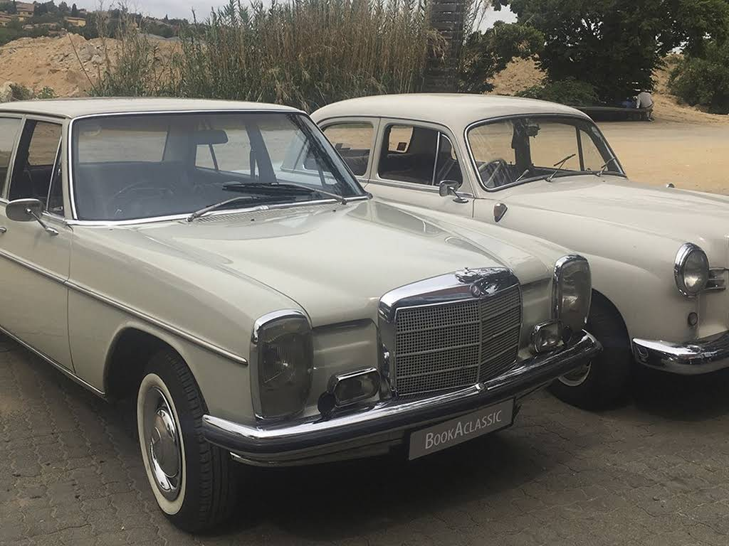 Mercedes Benz 220 Hire Sandton