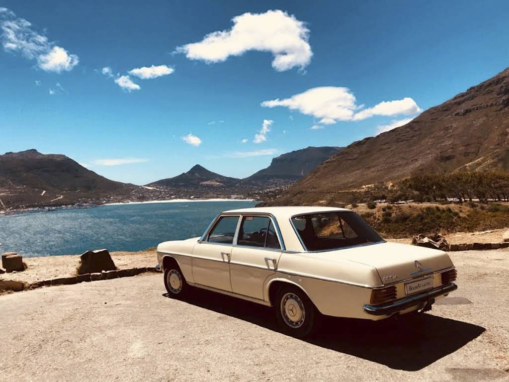 Mercedes Benz W115 230.4 Hire Cape Town